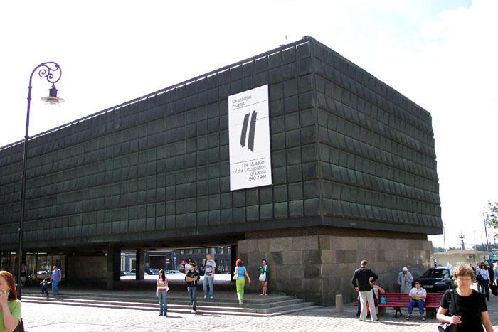 Museo de la Ocupación de Letonia. © Paco Bellido, 2005