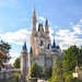 The Majestic Cinderella Castle - Walt Disney World
