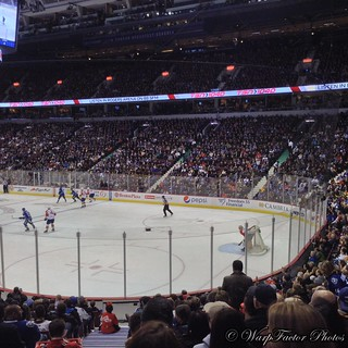 Florida Panthers vs Vancouver Canucks