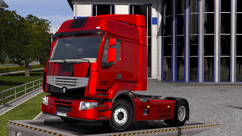Renault Premium Diamond Edition skin 16238587466_d73ac44de4_o