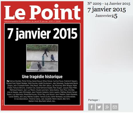 15a10 Numero especial Point Recuerdo jornadas 7 al 9 enero 2015