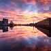 Albert Docks 2 by blue fin art- 1.8 Million Views. Thank You!