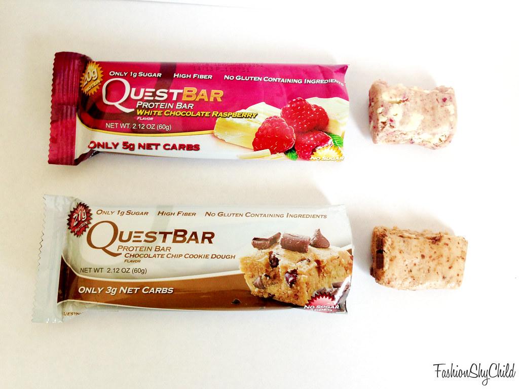 quest bars 3