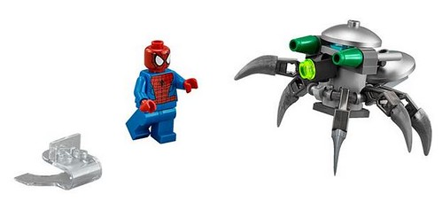 LEGO Marvel Super Heroes 30305