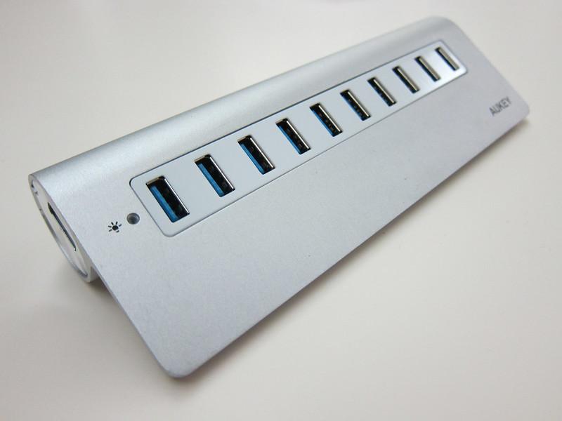 Aukey 10-Port USB 3.0 Hub