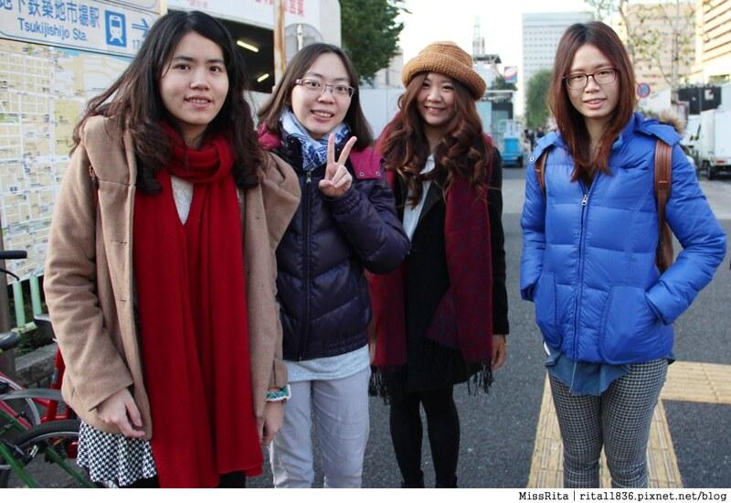 日本東京 築地市場 逛街 生魚片 丼飯 推薦美食4
