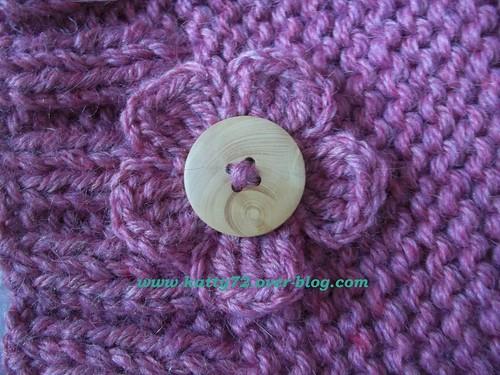 bonnet capucine au tricot le blog de mes loisirs. Black Bedroom Furniture Sets. Home Design Ideas