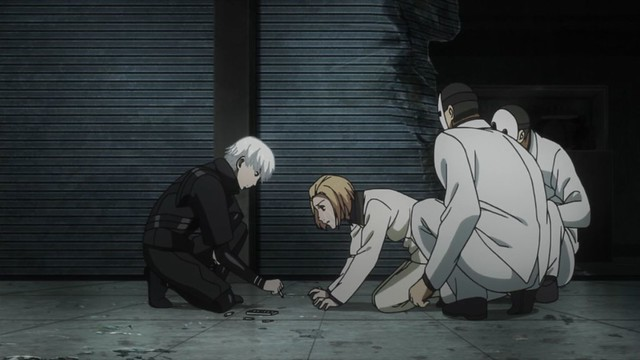 Tokyo Ghoul A ep 3 - image 25