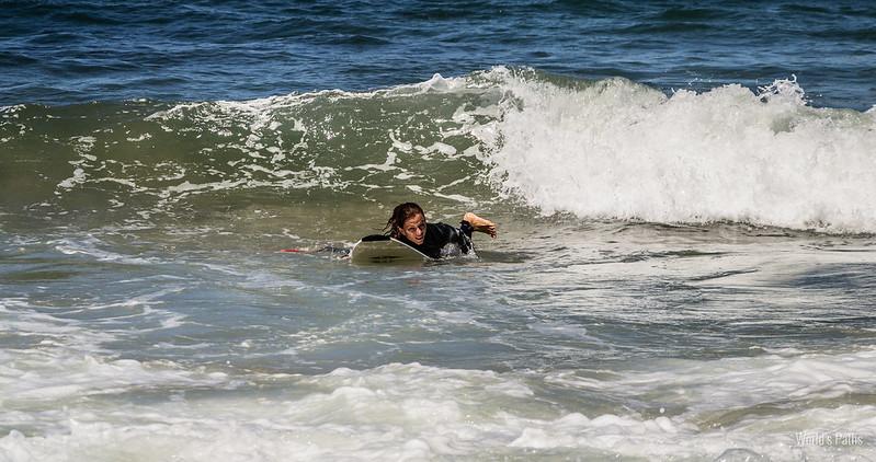 surf a Punta Ruiva
