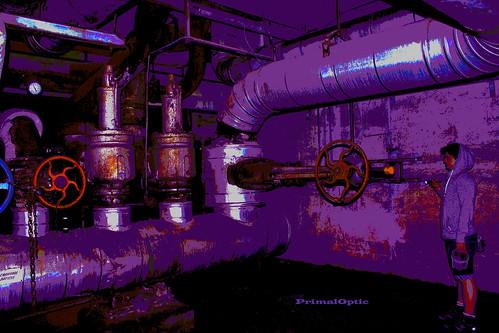 Industrial Jugular  //  Jugulaire Industrielle