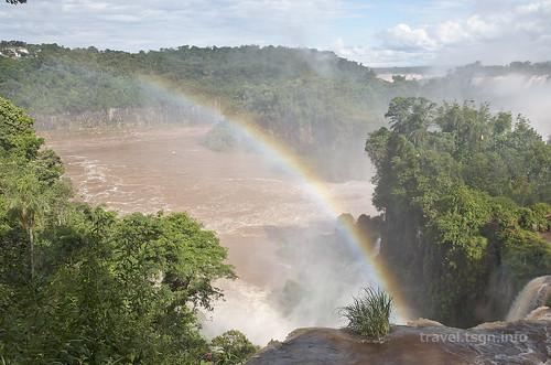 【写真】2015 世界一周 : イグアスの滝・アッパートレイル/2021-03-24/PICT7455