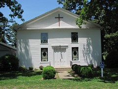 Trinity United Methodist Church, Buckingham, Va