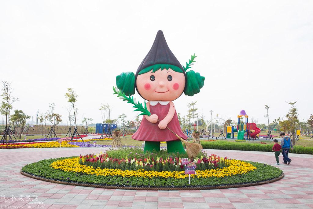 台南私藏景點-西港中央公園 (5)