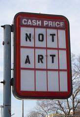 Not Art Strikes Again