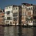Gondolas on the Canal Grande by professor126