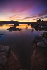 Boulder Dells Sunrise