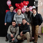 Backstage Set San Valentino all'Oasi 14-02-15