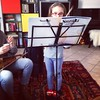 Occhioni da minuetto #suzuki #violin