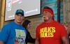 John Cena and Hulk Hogan