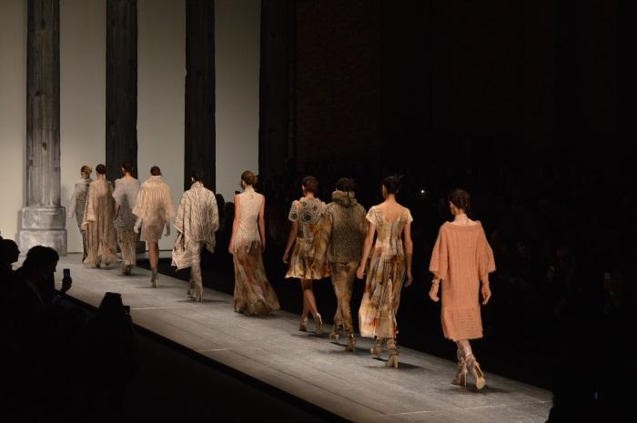 laura biagiotti, wildflower girl, fashion show, fashion week (3)