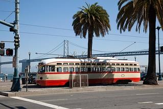 F Line, San Francisco, September 2014