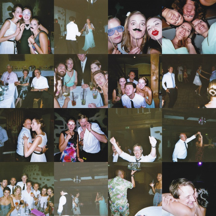 Suechtig nach Hochzeit Die Party 02