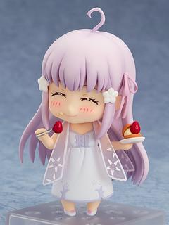 出現在「知識之箱」的謎樣少女 《玻璃花與毀壞的世界》黏土人 莉茉  我必須回到花田...