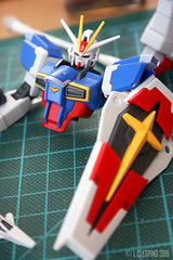 HGCE Force Impulse Gundam - W.I.P 60%