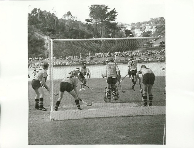 Rothman's Hockey Tour - India versus Wellington at Velodrome, Hataitai, Wellington