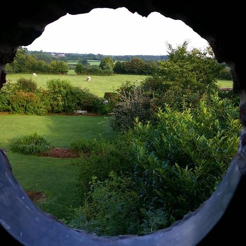 Room with a view #ooievaarfietsweekend2016