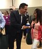 Rep. Aguilar brought job seekers and local businesses together for his Inland Empire Jobs Fair at the Frank Gonzales Community Center in Colton. More than 400 people looking for jobs attended the event.  July 22, 2016