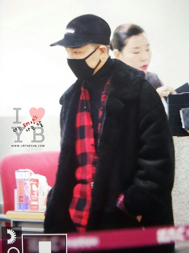 Big Bang - Gimpo Airport - 31dec2015 - Urthesun - 01