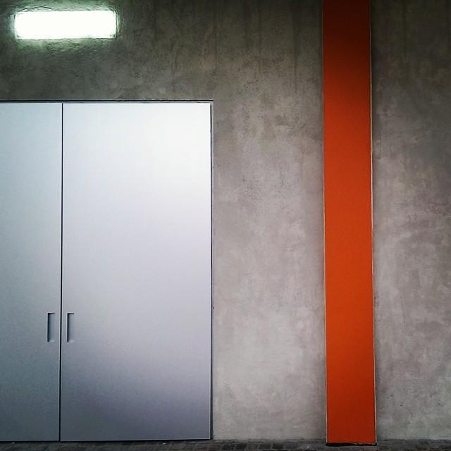 Entrance deposito #fondazioneprada #milamo