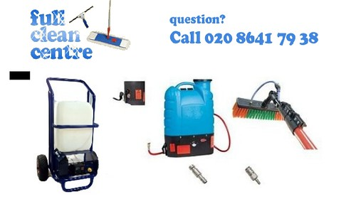Professional Window Cleaning Equipment - Bayersan UK LTD