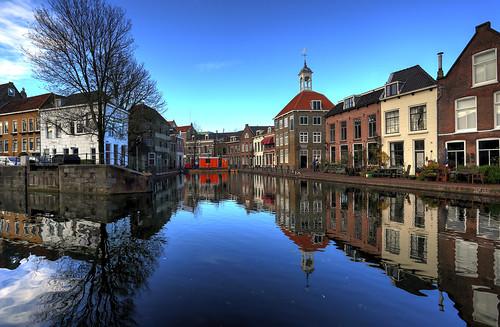 holland reflection water netherlands canon landscape photography eos nederland paysage landschaft rik landschap schiedam 6d reflectie schie ef1740mmf4lusm zakkendragershuisje tiggelhoven