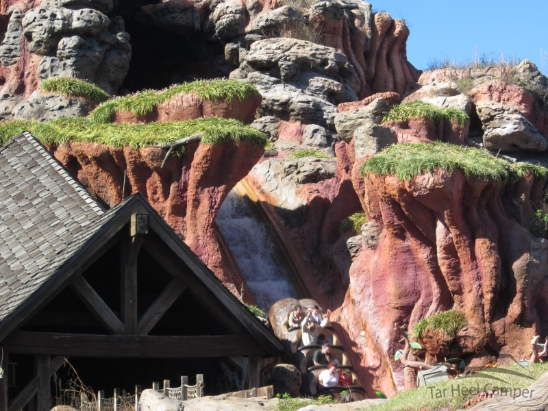 Walt Disney World - Splash Mountain