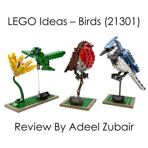 REVIEW LEGO Ideas