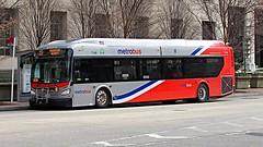 WMATA Metrobus 2011 New Flyer XDE40 #7149