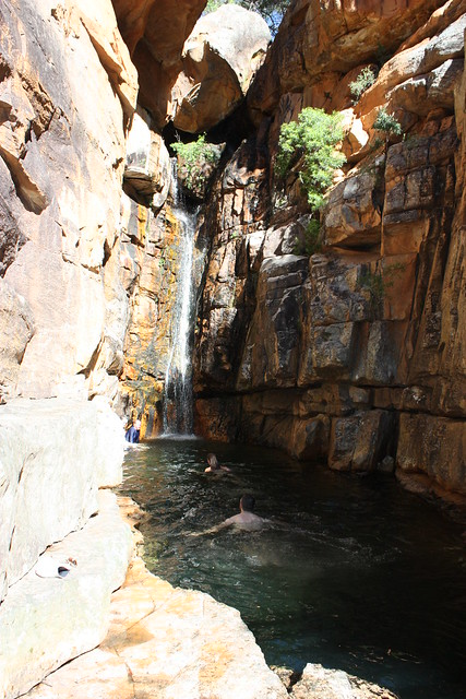The crystal pools bushman s kloof south africa the everywhereist - Crystal pools waterfall ...