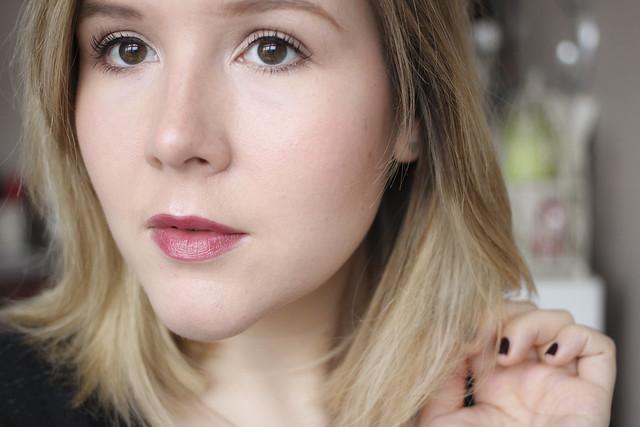 winter makeup series