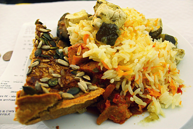 vegetarian restaurants portugal