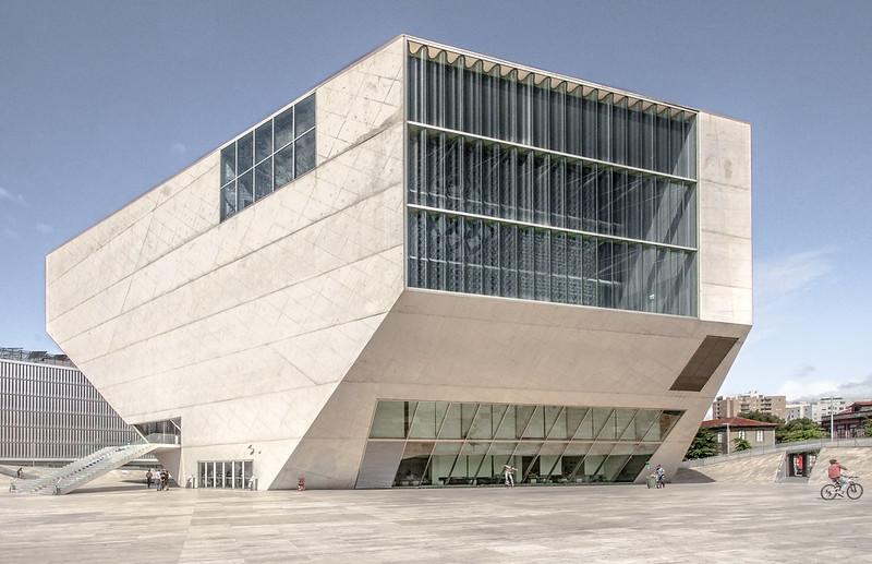 Architekturfoto OMA