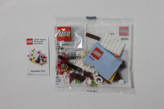 LEGO December 2014 Monthly Mini Build - Gingerbread House (40105)