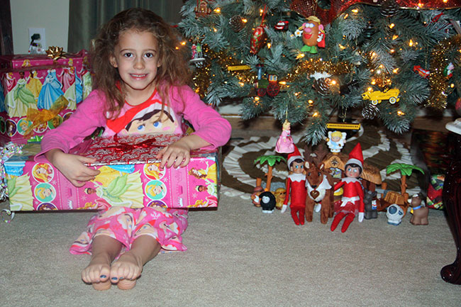 Christmas-Day_Aut-with-her-Gifts