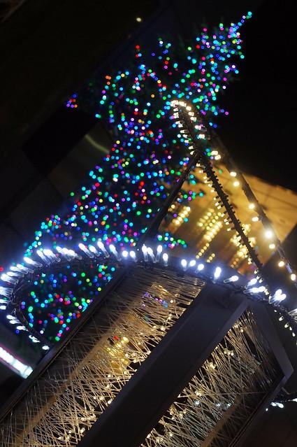 Ginza illumination street