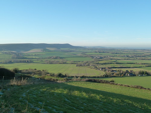 Across the South Downs (Berwick to Birling Gap)