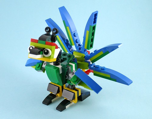 LEGO Creator 31031 Rainforest Animals 43