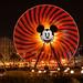 Disneyland: Mickey Ferris Wheel