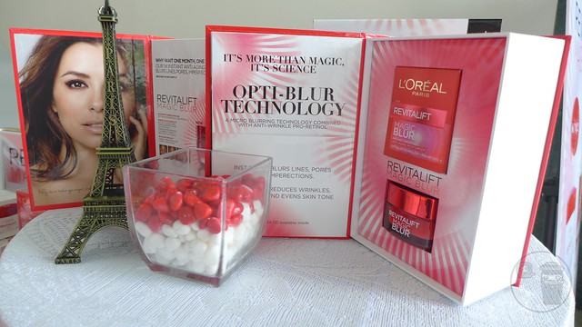 revitalift magic blur cream