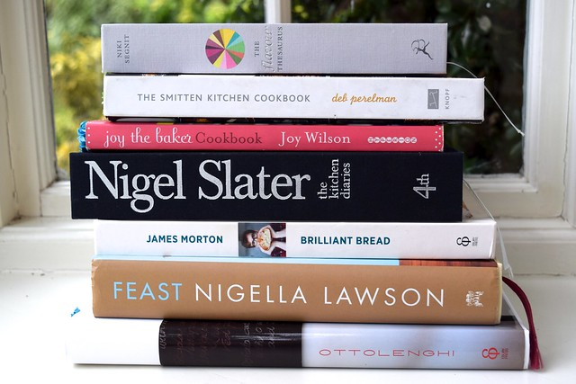 My Favourite & Most Loved Cookbooks